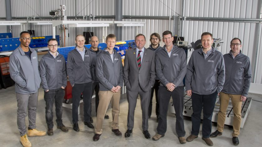 Libertine's research and development facility opens